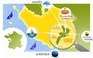 Camping marais poitevin en Vendée