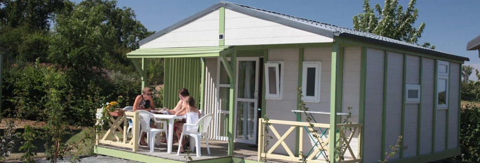 Location de chalets et mobil homes