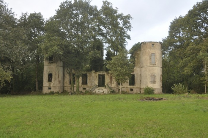 Château en ruine
