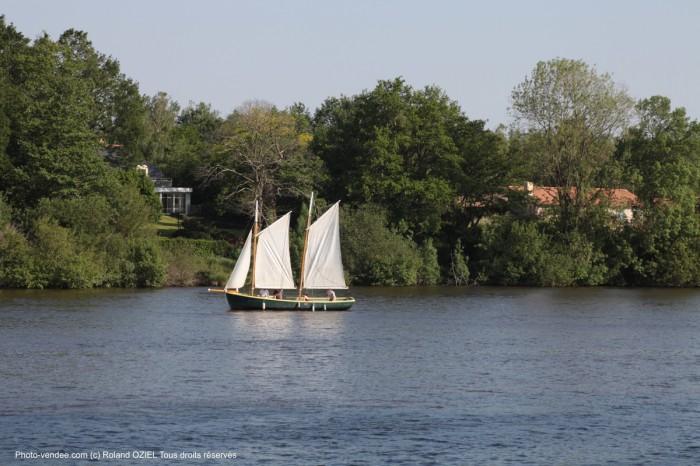 La Loire proche de nantes