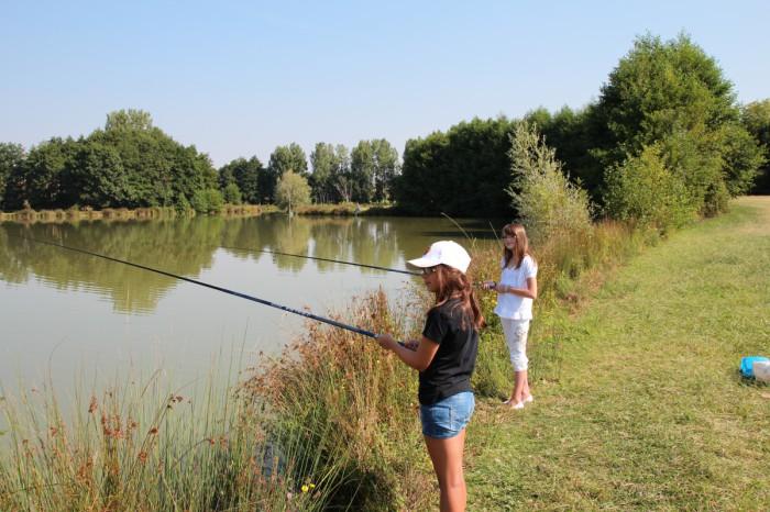 Les Rulières, le meilleur camping pêche en Vendée