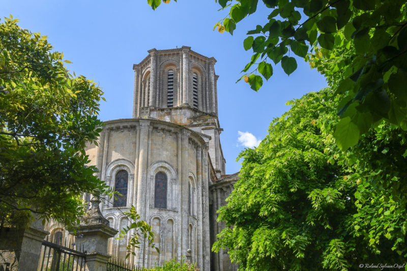 Eglise de Vouvant