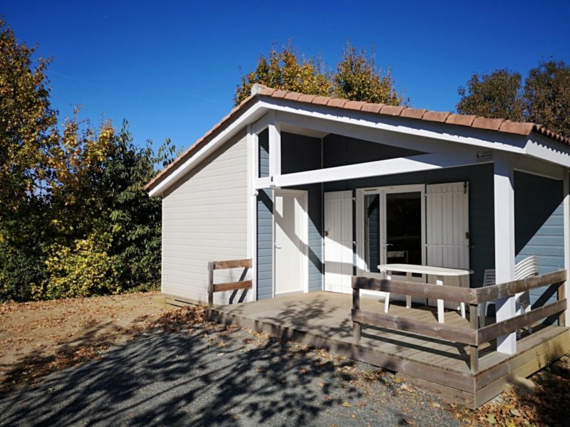 Chalets 6/7 personnes de 49 m² dont 9 m² de terrasse couverte 3 ...