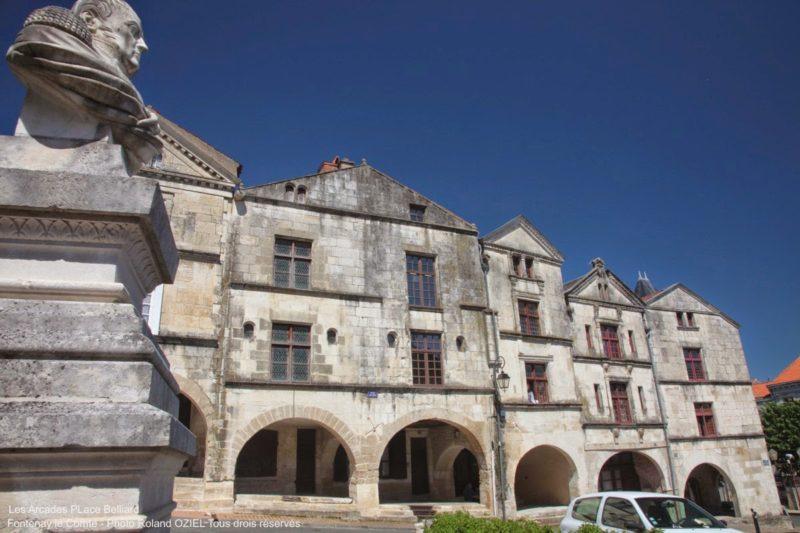 Fontenay le Comte les Arcades