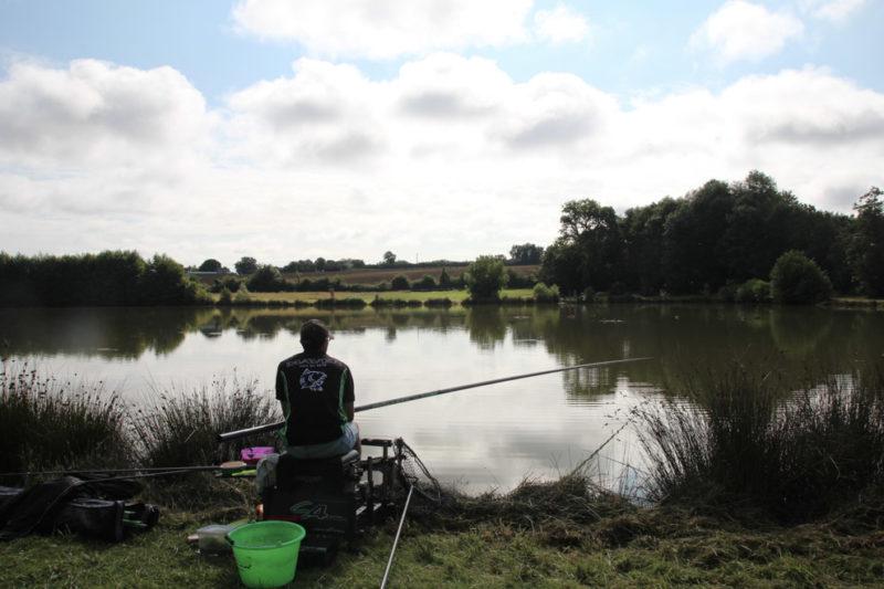 Camping avec possibilité de pêcher sur étang privé