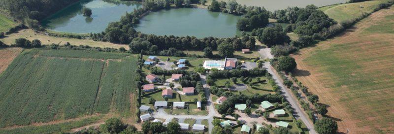 Camping ouvert à l'année Luçon